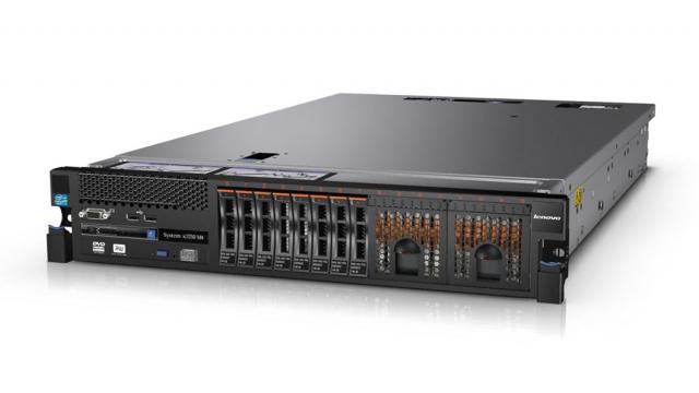 Серверы Lenovo X6 установили 10 мировых рекордов производительности