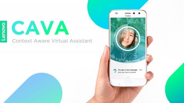 Віртуальний помічник CAVA, розумний одяг та інші концепти на саміті Lenovo Tech World 2017