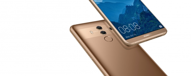 Huawei оголошує про початок продажів смартфона Huawei Mate10 Pro в Україні