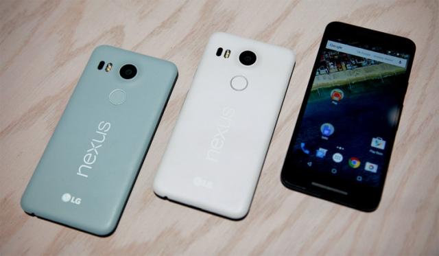 В Украине стартовали продажи смартфона LG Nexus 5Х