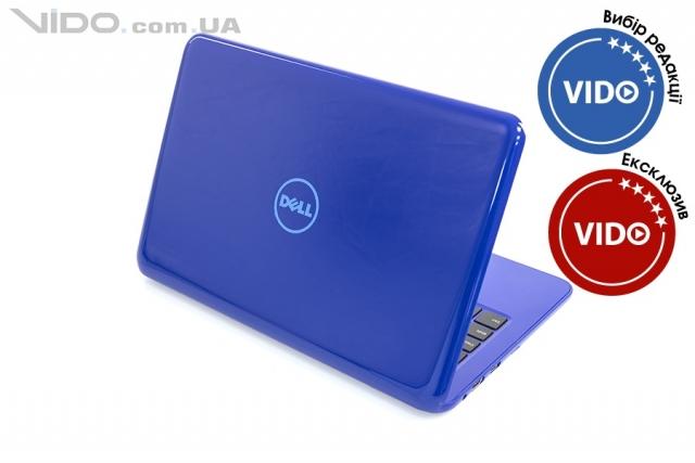 Огляд ноутбука Inspiron 11 3162: візьми його з собою