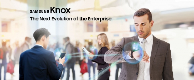 Samsung KNOX успешно прошла экспертизу Государственной службы специальной связи и защиты информации Украины