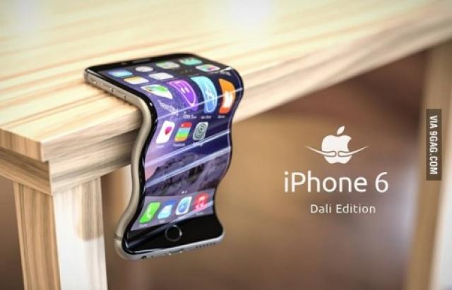 Согнутые iPhone 6 Plus, хэштег #Bendgate и вирусный контент
