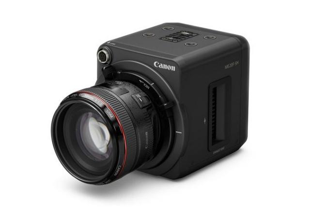 Новая камера Canon на 4 млн. ISO ничего не оставит во тьме