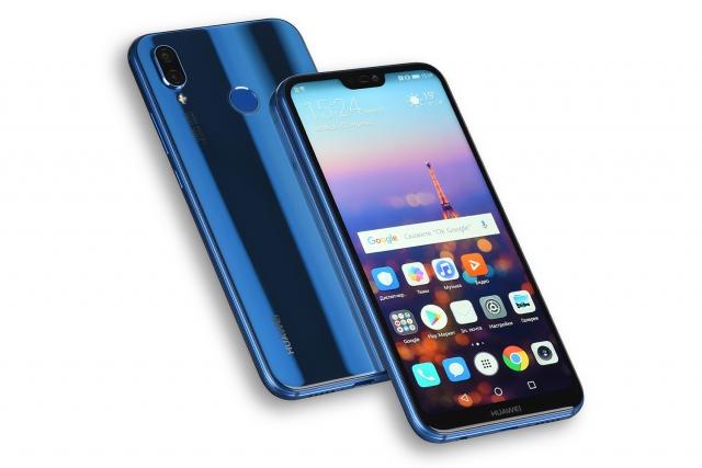Огляд Huawei P20 Lite: слідування трендам і претензії на флагмана