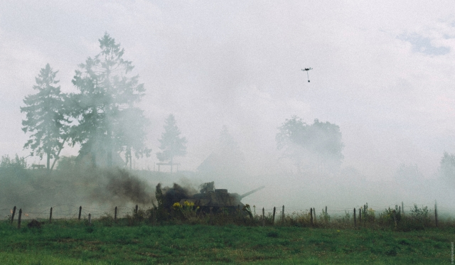 Wargaming воссоздал виртуальное танковое сражение