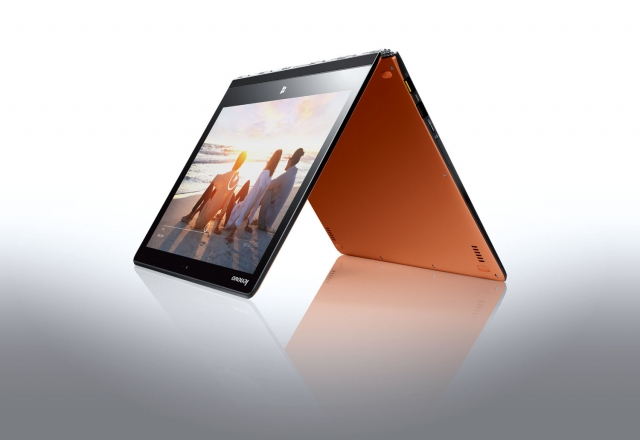 Lenovo YOGA 3 Pro - первый ноутбук с ОС Windows 10 на украинском рынке