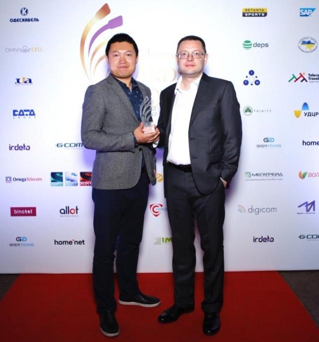 Huawei визнано виробником року телеком-обладнання і рішень в Україні