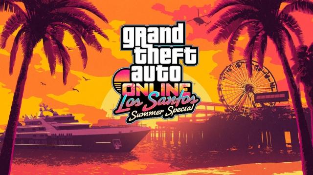 Los Santos Summer Special у GTA Online