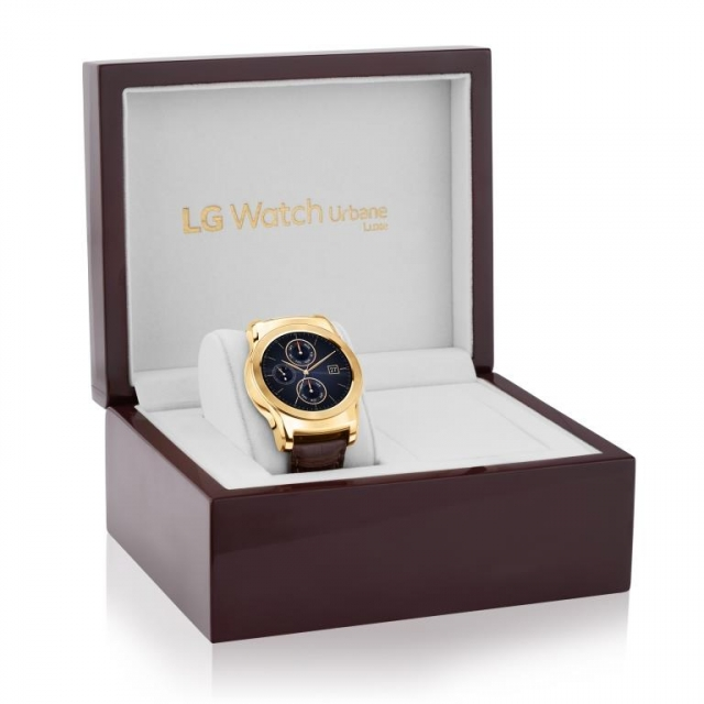 Часы LG Watch Urbane Luxe