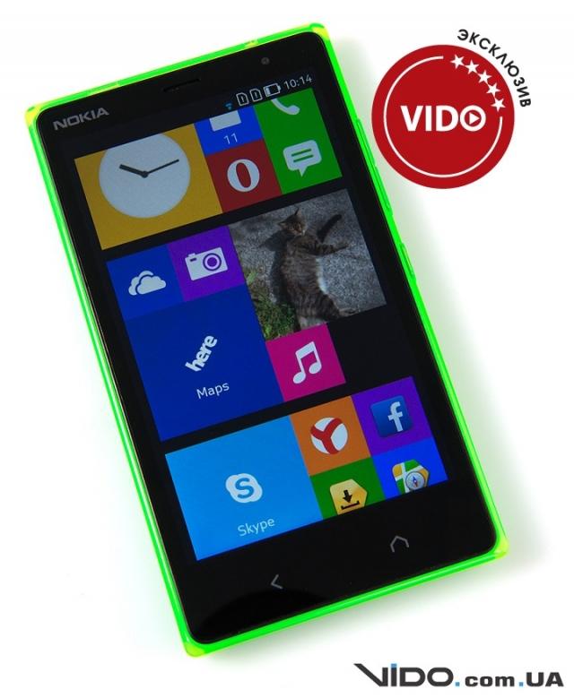 Обзор смартфона Nokia X2 Dual SIM: попытка номер два