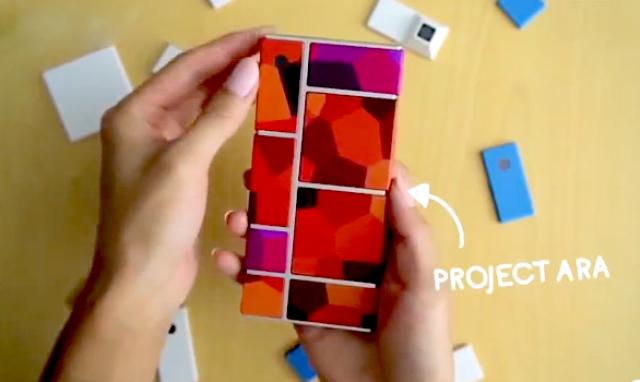 Project Ara: о создании модульного смартфона