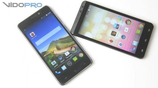 Видеообзор Gigabyte Gsmart Mika M2 и Arty A3 – сравнение двух смартфонов