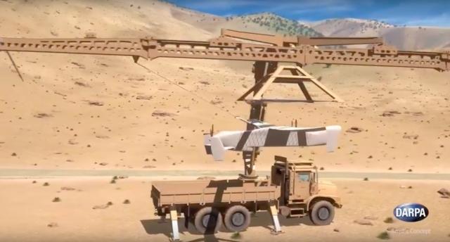 «Рука» SideArm для перехоплення дронів в повітрі