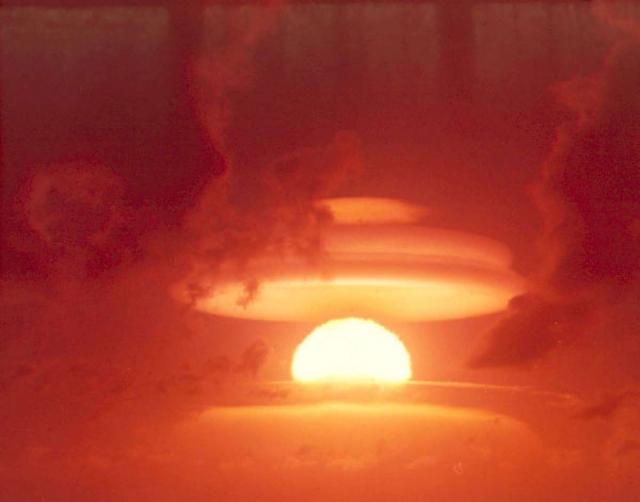 Можно ли засечь ядерный взрыв в космосе?