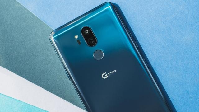 LG представила два нові смартфони серії G7