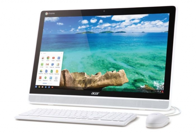 Acer Chromebase – компьютер «все в одном» на операционной системе Chrome