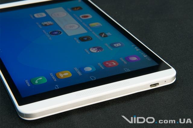 Обзор планшета Huawei MediaPad M1 8.0: металл, 4 ядра и 8 дюймов