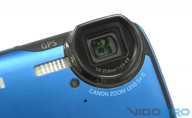 Обзор камеры Canon PowerShot D30: не взлетим, так поплаваем