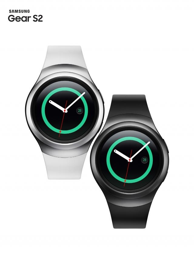 Начало продаж «умных» часов Samsung Gear S2 в Украине