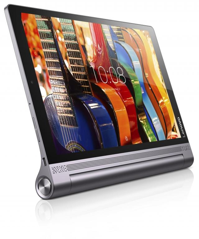 Lenovo YOGA Tab 3 Pro со встроенным проектором