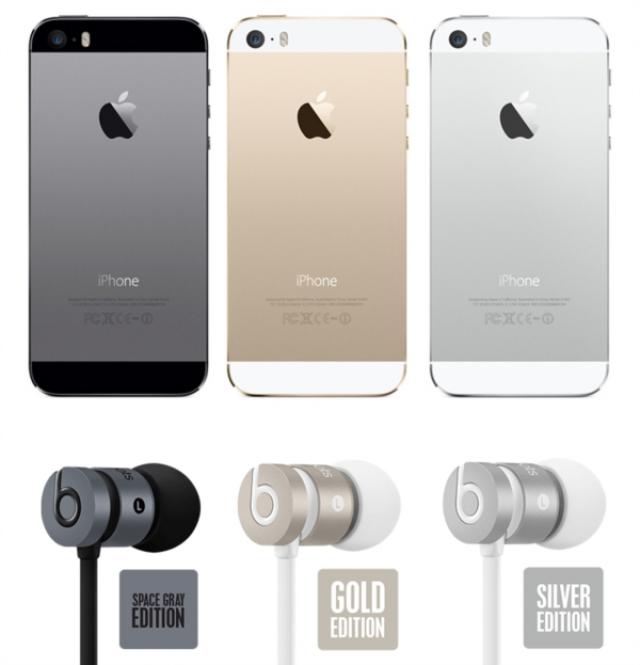 Beats by Dr. Dre Apple Edition: специально для iPhone 5/6 уже в Украине