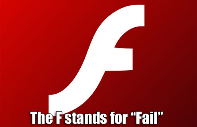 Adobe Flash угрожает безопасности вашего браузера