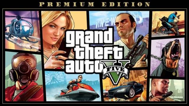 GTAV: Преміум-версія доступна безкоштовно в Epic Games Store до 21 травня