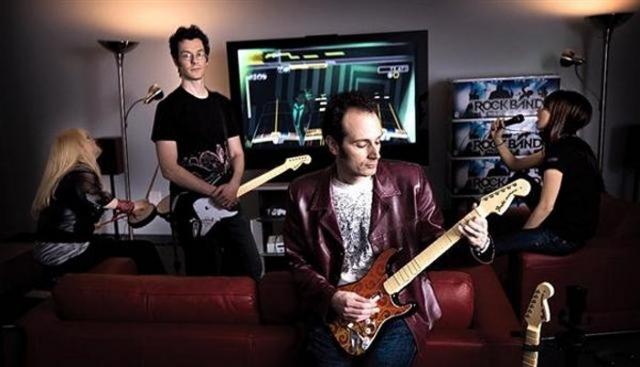 Новая игра Rock Band выйдет для PS4 и Xbox One