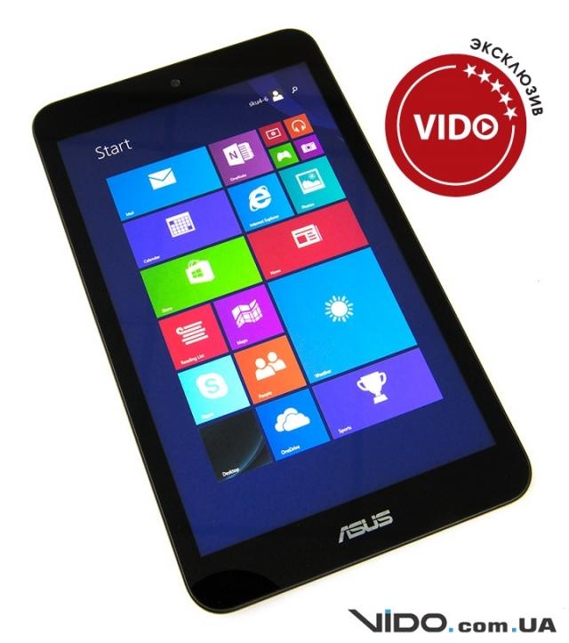 Обзор планшета ASUS VivoTab 8: в новый учебный год