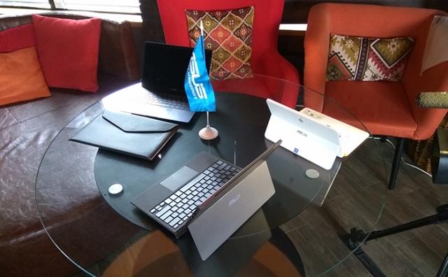 Презентация компании ASUS: ZenBook 3, Transformer 3 Pro и Transformer Mini T102