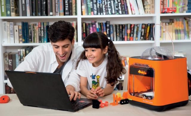 XYZprinting. Наша місія – доступні 3D-принтери для кожного