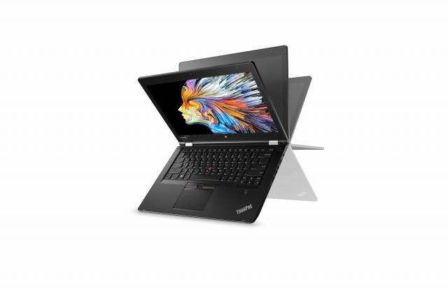 Многорежимная мобильная рабочая станция ThinkPad P40 Yoga