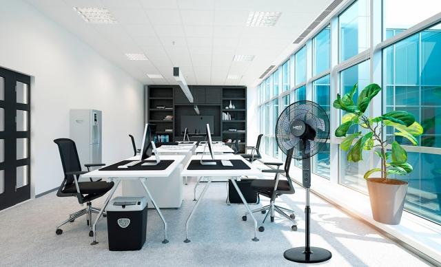 Новинка: професійні підлогові вентилятори NEO TOOLS