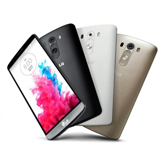 LG представила новый смартфон G3 Dual с привлекательной ценой