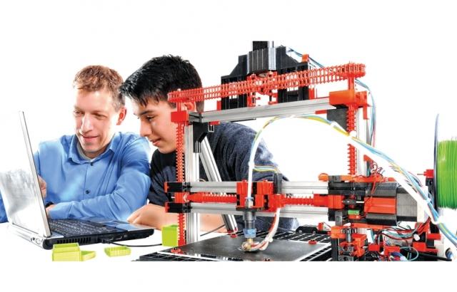 Роботи-конструктори fischertechnik для STEAM-освіти