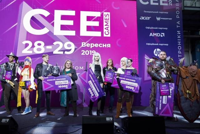 Відомі переможці косплей-шоу на СЕЕ GAMES 2019 (ФОТО)