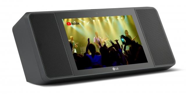 Інтелектуальний потужний смарт-дисплей LG з Google Assistant