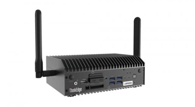 Lenovo представила ThinkEdge SE70 – потужну і гнучку систему для периферійних обчислень