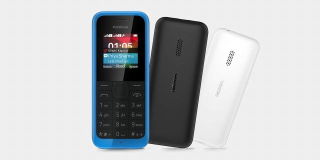 Новый Nokia 105 Dual SIM