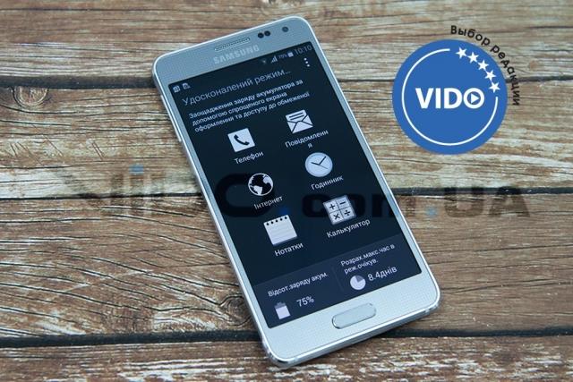 Обзор смартфона Samsung Galaxy Alpha: абсолютный чемпион