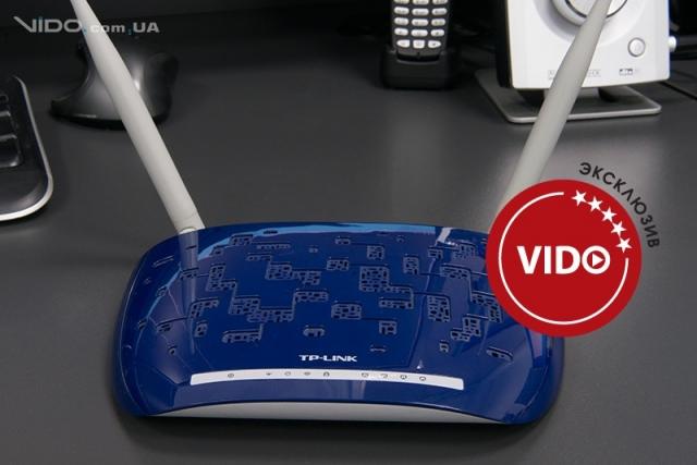 Обзор беспроводного маршрутизатора TP-LINK TD-W8960N: интернет по телефонной линии