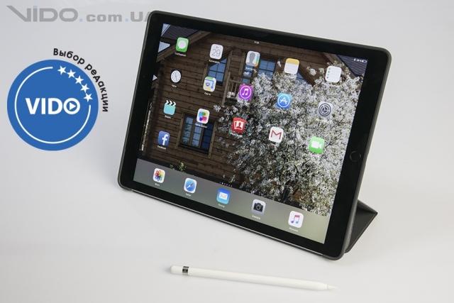 Огляд аксесуарів для iPad Pro: силіконовий чохол, обкладинка Smart Cover, чохол UAG та стилус Apple Pencil