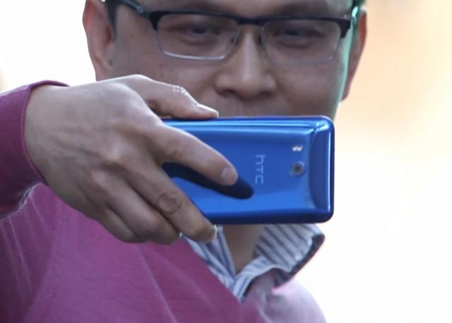 HTC U11 – флагман, який хочеться стиснути
