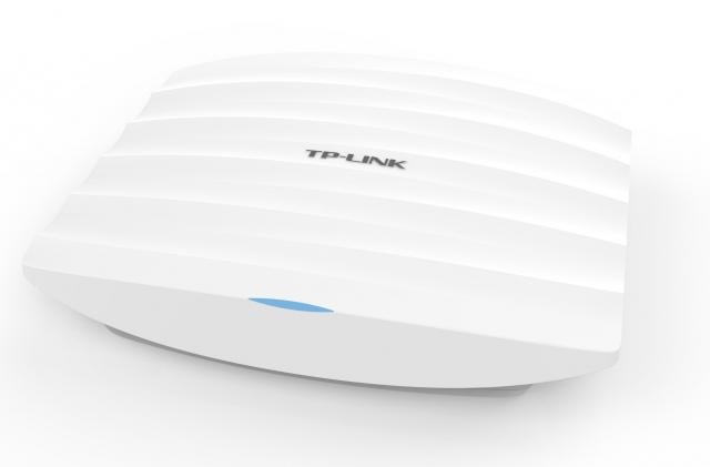 TP-LINK выводит на украинский рынок универсальную беспроводную точку доступа EAP320