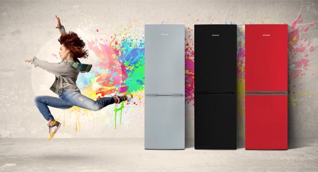 SNAIGE: холодильники, створені з любов'ю