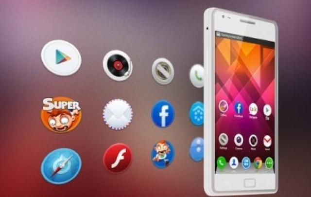 Превью лончера Mozilla для Android