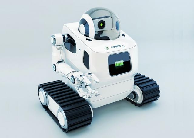 Вспомогательный управляемый робот Nobot