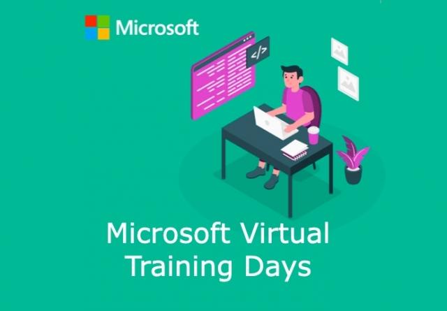 Microsoft Virtual Training Days: розклад на березень 2021