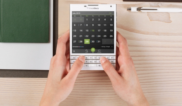 Полные характеристики смартфона BlackBerry Passport